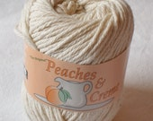 Yarn,Peaches and Cream,4 Ply,Color #4,Knitting Supplies,Crochet Yarn,Sewing Supplies,Crochet Supplies,Yarn for Babies,Yarn for clothing