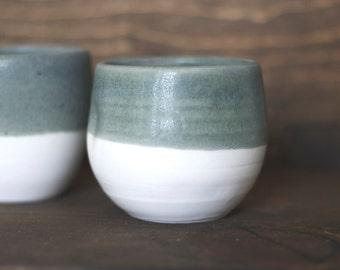 Ceramic Wine Glasses