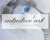 Impressions & intuitive art - a guardian, a past life, a future lover - you decide. Unique work with impressions in connection with you.