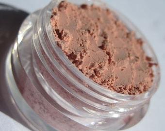 Blass-Pfirsich-Lidschatten Schatten | Pfirsich Mineral Lidschatten | Grausamkeit | Vegane lose Pigmente Augen Make-up - alten Zeiten
