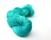 Silk and Merino Hand dyed yarn - 100g