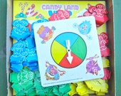 Candy Land Bingo by Milton Bradley 1984