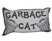 Garbage Cat Catnip Toy