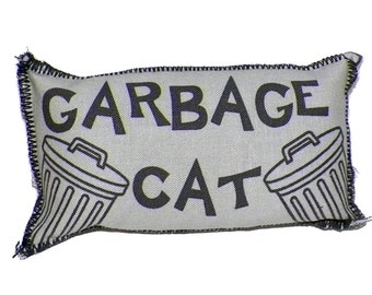 Garbage Cat Catnip Toy