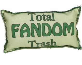 Fandom Trash Catnip Toy