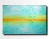 Original Large Abstract painting - 24 X 36 -by Artist JMJartstudio- Standing Above -Wall art - painting-Oil painting -