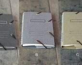 NEW Classiky Classiky sketchbook / pocket planner with pocket folder inside