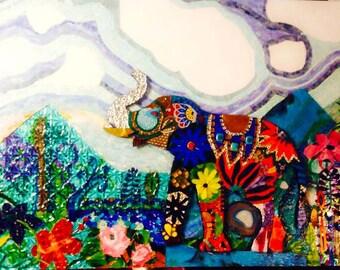 The Journey Begins ... Custom Mosaic Art