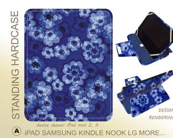 Blue Galaxy Tab 8 case Galaxy Tab A 8 Tab E 8 Tab S2 9.7 Tab E 10 Tab S2 8 Tab A 9.7 Tab 3 Tab S 10.5 Tab S  iPad Mini 4 iPad Air 2