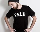 PALE T-Shirt. Yale University Parody Tee.