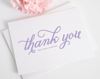 Thank You Cards - Classic Whimsy Design