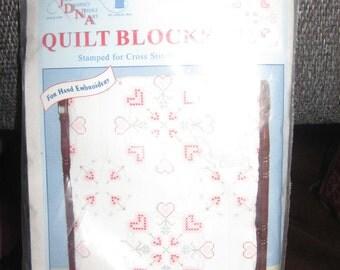 Quilt Blocks - Cross Stitch