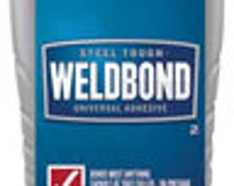 Weldbond Adhesive-5.4oz//Mosaic Glue/Adhesives/GOG Glue/All purpose Glue//380