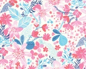 Reserved Listing for Jan - 3 yards Paradiso by Kate Spain for Moda - 100% Cotton BTY  - Cloud 27201-11