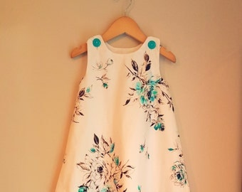 Summer Blossoms Dress
