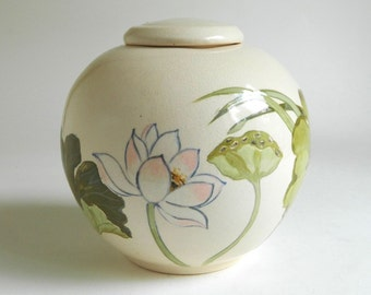 Small Lotus Vase - made to order - wedding, ceramics, pottery, flowers