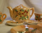 Tea Set, Toys
