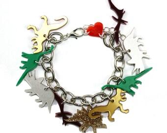 You're Dino-Mite Bracelet