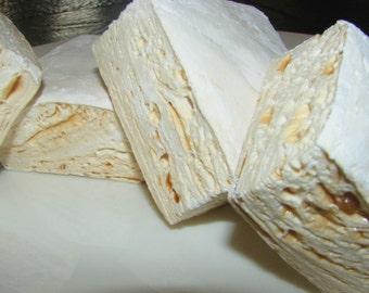 Gourmet Salted Caramel Swirl Marshmallows
