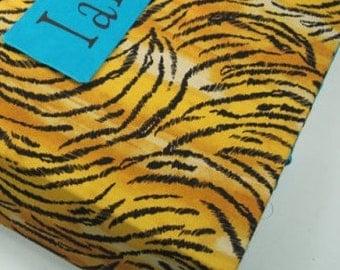 Modern baby Book Tiger Stripe Boy Baby Memory book