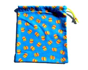 NEW Gymnastics Grip Bag Hamburgers