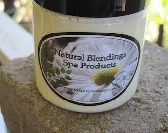 LEMON CUPCAKE  Whipped Body Parfait Natural Blendings Most Popular Product Made to Order Custom Fragrancer 8 oz jar