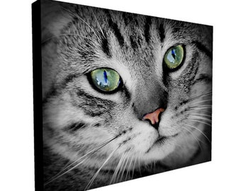 Personalized Photo Canvas Print, 11x14, Custom Canvas Print, Canvas Art, Gallery Wrapped Canvas, Pet Print, Pet Photo Canvas, Pet Canvas