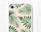 iPhone 6 Case - Banana Leaf Phone Case - iPhone 5 Case - Banana Leaves iPhone Cover iPhone 6s Case Samsung Galaxy S6 Case iPhone 6 Plus Case