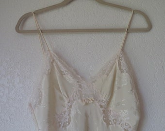 DIOR floor length negligee large
