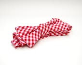 Red Bow Tie, Bow ties for kids, red plaid Bow tie, Bow ties for boys, Kids Bow Tie, Wedding ties, Boys Bowtie, Mens bow tie, kids ties