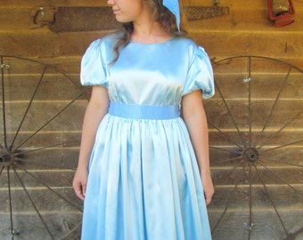 WeHaveCostumes Quality Modest Handmade Halloween Peter Pan Costume ---Wendy--- ADULT sizes