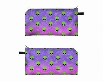 Alien Cosmetic Bag