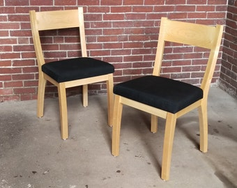 Chair in Maple, Four Available