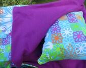 Flower Sleeping Bag for American Girl Doll