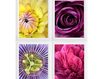 """Flower Photography Petals wall art with Instant Download-Home Decor-8""""x10""""  Custom size option available  (Unframed)"""