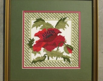 Arts and Crafts movement-Poppy