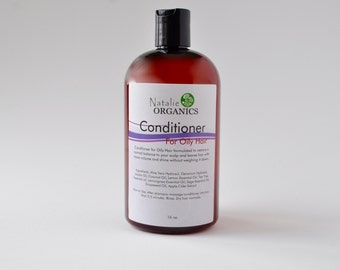 Conditioner for Oily Hair 16 oz.