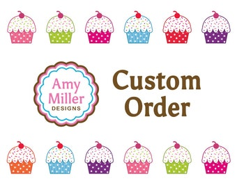 Custom Order for Shaminika