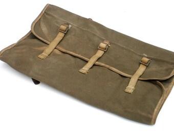 Canvas Tool Roll Israeli Military Mag 58