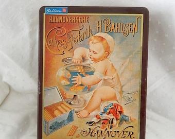 Bahlsen Biscuit Tin - Hannover Germany