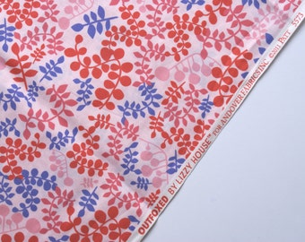 Lizzy House Outfoxed Fabric for Andover Fabrics By the Yard