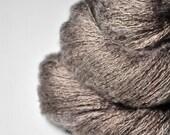 Grandpa's trousers OOAK - Silk/Cashmere Fine Lace Yarn
