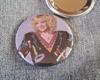 Bevy pin 2-1/4inch pinback button hand pressed badges 80s 1980s 90s 1990s buttons
