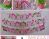 Cupcake - pink  Ultimate Party Package