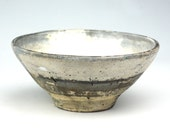 Bowl with antique surface
