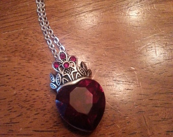 Disney Descendants Evie Inspired Necklace by O So Darling.