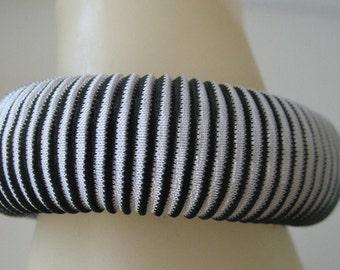 Stripy  bracelet
