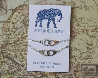 Partners in Crime Friendship Bracelets