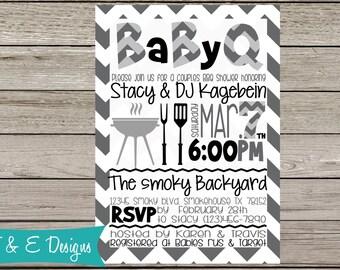 BaByQ baby shower