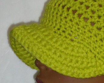 Add a Brim to Any Hat